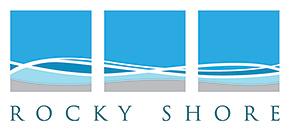 Rocky Shore Seahouses Logo